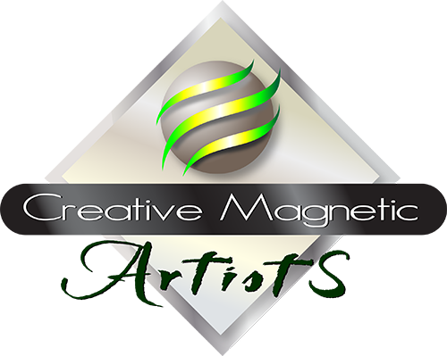 Creative Magnetic Artists Logo